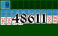 Пасьянс №48611