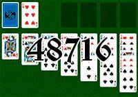 Пасьянс №48716