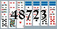 Пасьянс №48723