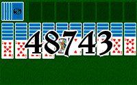 Пасьянс №48743