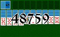 Пасьянс №48759