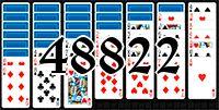 Пасьянс №48822