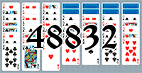 Пасьянс №48832