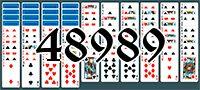 Пасьянс №48989