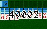 Пасьянс №49002