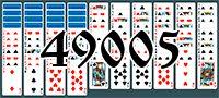 Пасьянс №49005