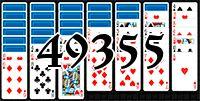Пасьянс №49355