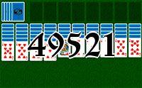 Пасьянс №49521