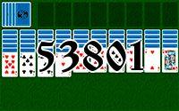 Пасьянс №53801