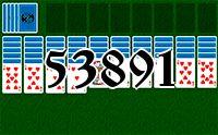 Пасьянс №53891