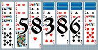 Пасьянс №58386
