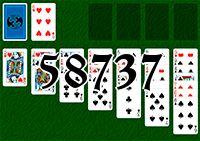Пасьянс №58737