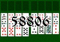 Пасьянс №58806