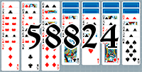Пасьянс №58824