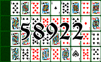 Пасьянс №58922