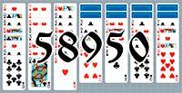 Пасьянс №58950