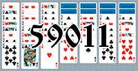 Пасьянс №59011