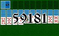 Пасьянс №59181