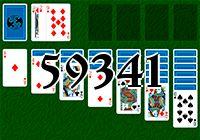 Пасьянс №59341