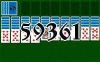 Пасьянс №59361