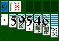 Пасьянс №59546