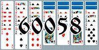 Пасьянс №60058