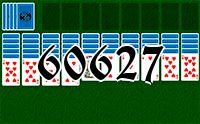 Пасьянс №60627