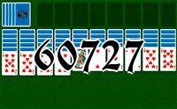 Пасьянс №60727