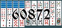 Пасьянс №60872