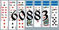 Пасьянс №60883