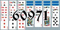 Пасьянс №60971