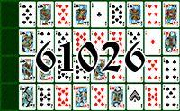Пасьянс №61026