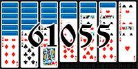 Пасьянс №61055