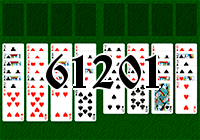 Пасьянс №61201