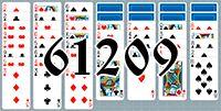 Пасьянс №61209
