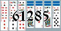 Пасьянс №61285