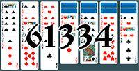 Пасьянс №61334