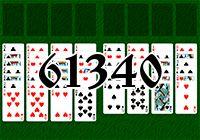 Пасьянс №61340