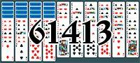 Пасьянс №61413