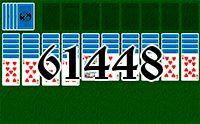 Пасьянс №61448