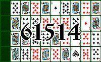 Пасьянс №61514