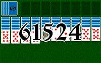 Пасьянс №61524