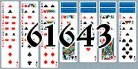 Пасьянс №61643