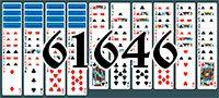 Пасьянс №61646