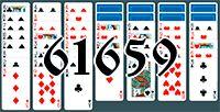 Пасьянс №61659