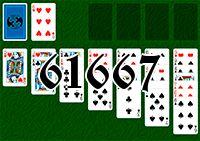 Пасьянс №61667