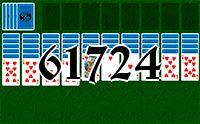 Пасьянс №61724
