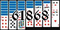 Пасьянс №61868