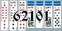 Пасьянс №62101