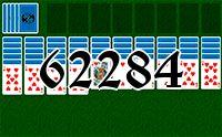 Пасьянс №62284